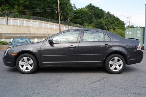 2007 Ford Fusion for sale in Pittsburgh, PA