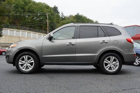 2011 Hyundai Santa Fe for sale in Pittsburgh, PA