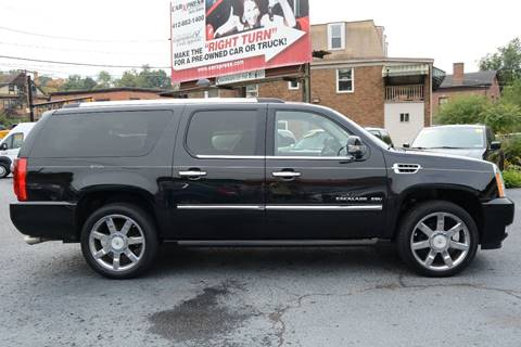2012 Cadillac Escalade ESV for sale in Pittsburgh, PA
