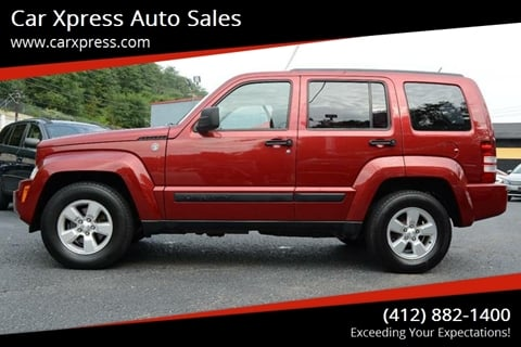 2012 Jeep Liberty for sale in Pittsburgh, PA