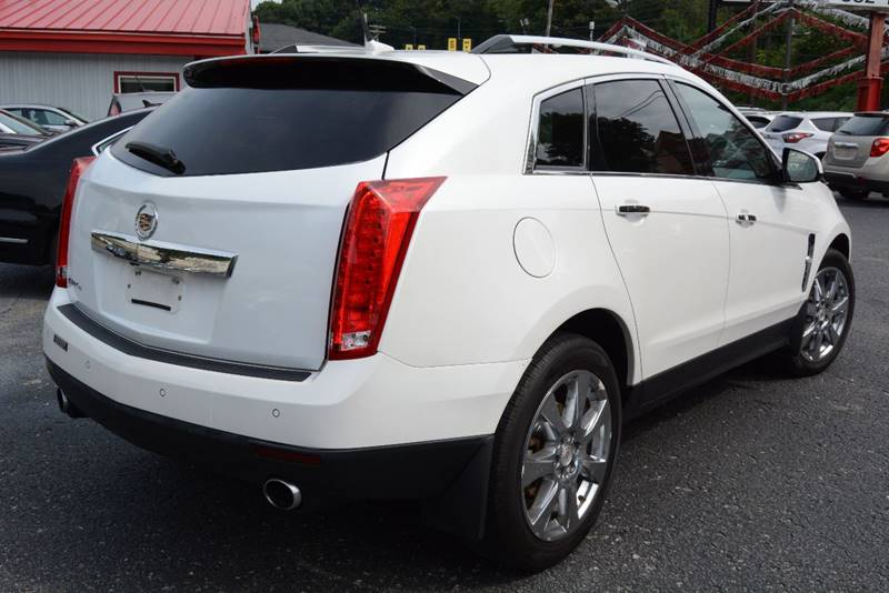 2012 Cadillac Srx AWD Performance Collection 4dr SUV In