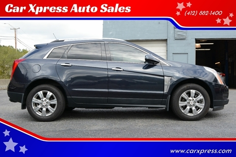 2016 Cadillac SRX for sale in Pittsburgh, PA