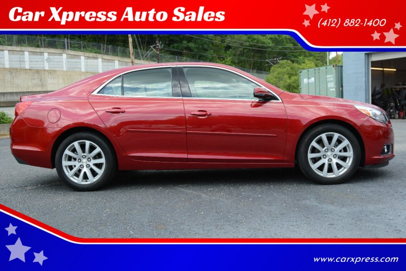 2014 Chevrolet Malibu for sale at Car Xpress Auto Sales in Pittsburgh PA