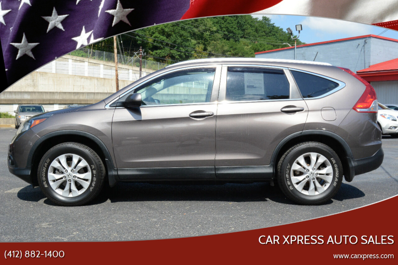 2014 Honda CR-V for sale at Car Xpress Auto Sales in Pittsburgh PA