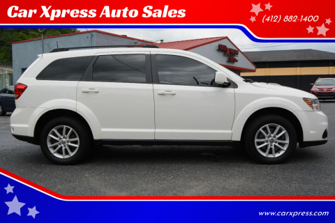2016 Dodge Journey for sale at Car Xpress Auto Sales in Pittsburgh PA