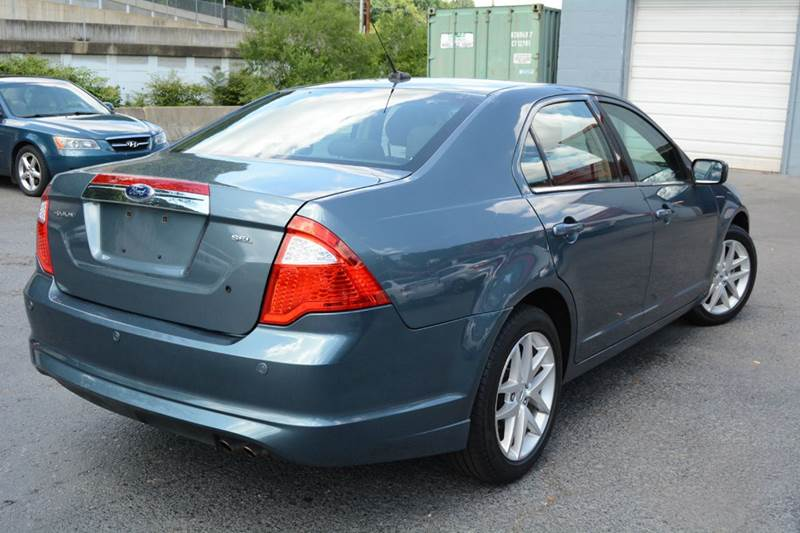 2012 Ford Fusion SEL 4dr Sedan - Pittsburgh PA