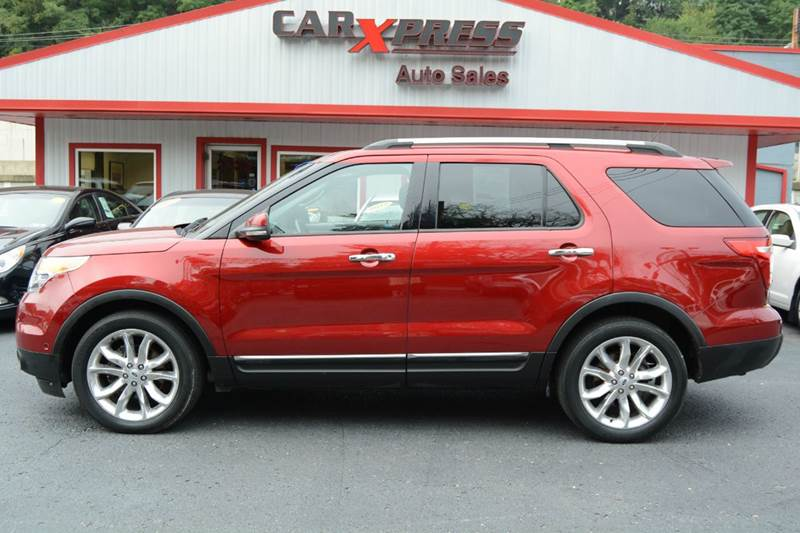 2013 Ford Explorer AWD Limited 4dr SUV - Pittsburgh PA