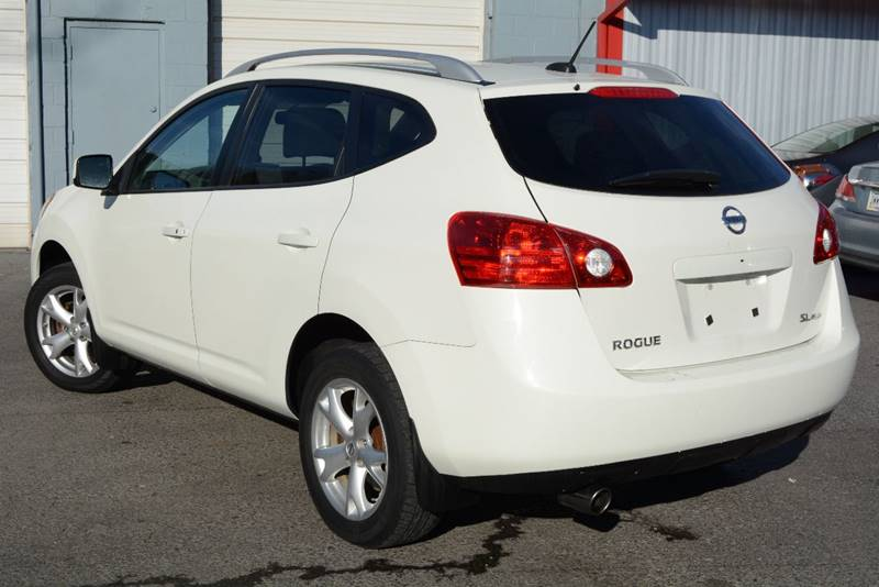 2008 Nissan Rogue AWD S Crossover 4dr - Pittsburgh PA