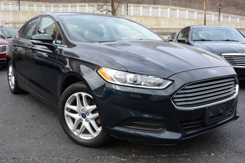 2014 Ford Fusion SE 4dr Sedan - Pittsburgh PA