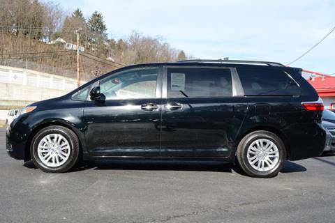 2015 Toyota Sienna for sale in Pittsburgh, PA