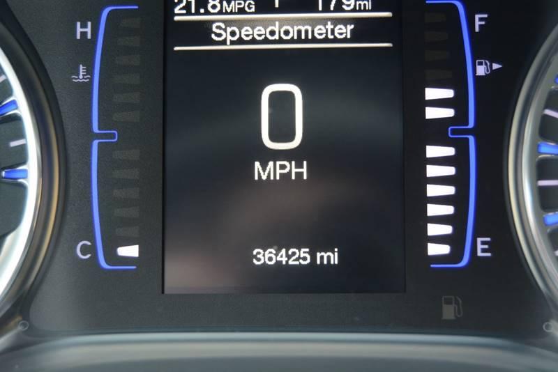 2015 Chrysler 200 Limited 4dr Sedan - Pittsburgh PA
