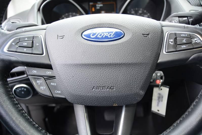 2016 Ford Focus SE 4dr Sedan - Pittsburgh PA