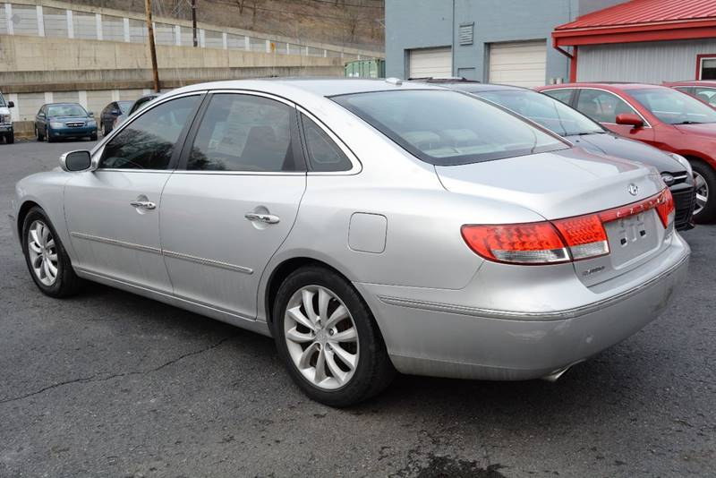2008 Hyundai Azera Limited 4dr Sedan - Pittsburgh PA