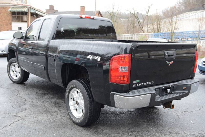 2011 Chevrolet Silverado 1500 4x4 LT 4dr Extended Cab 6.5 ft. SB - Pittsburgh PA