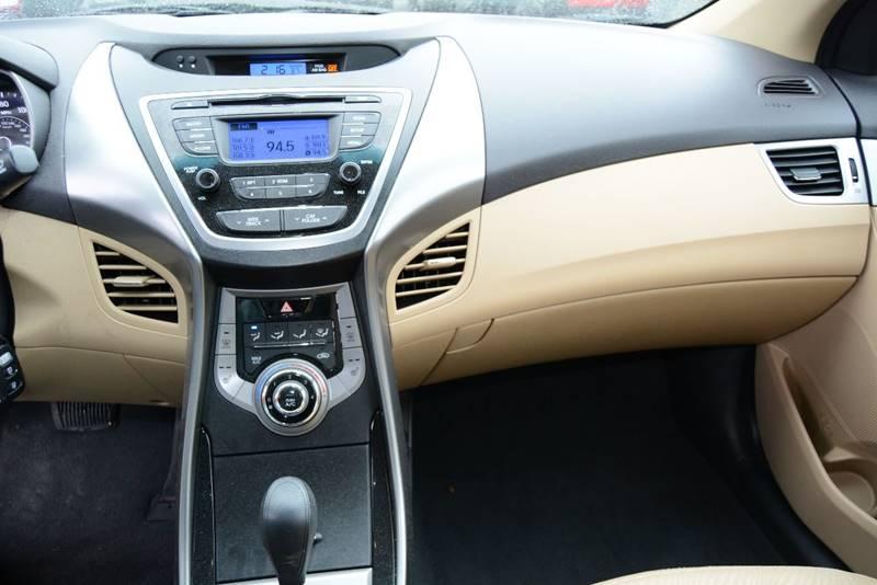 2013 Hyundai Elantra GLS 4dr Sedan - Pittsburgh PA
