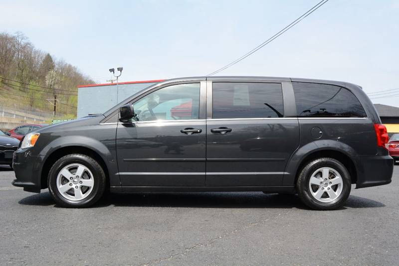 2012 Dodge Grand Caravan Crew 4dr Mini-Van - Pittsburgh PA