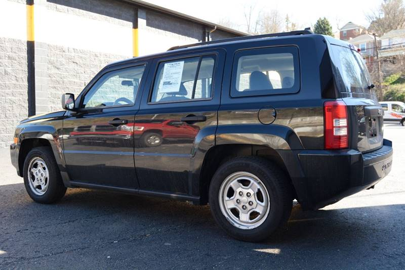 2009 Jeep Patriot Sport 4dr SUV - Pittsburgh PA