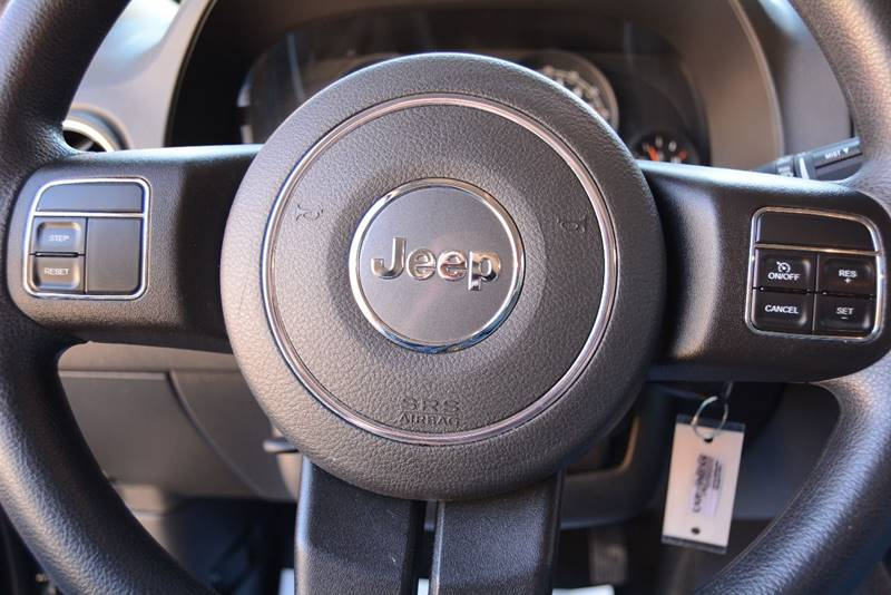 2014 Jeep Patriot 4x4 Sport 4dr SUV - Pittsburgh PA