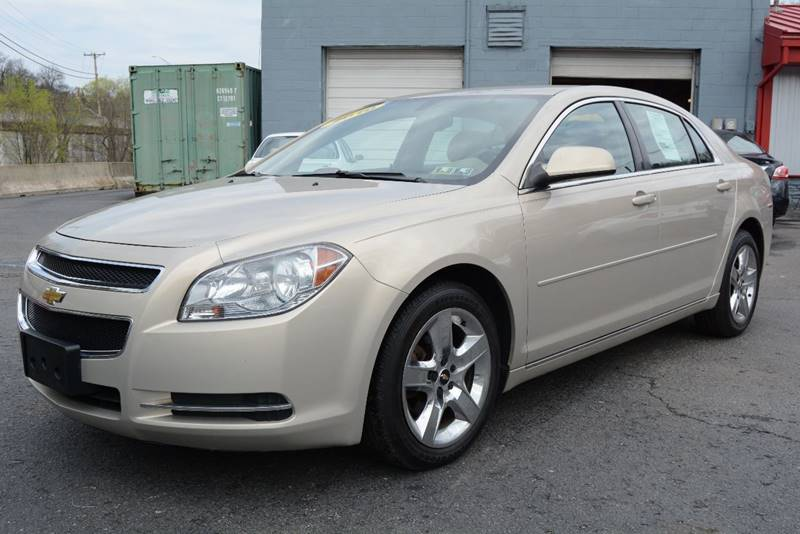 2010 Chevrolet Malibu LT 4dr Sedan w/1LT - Pittsburgh PA