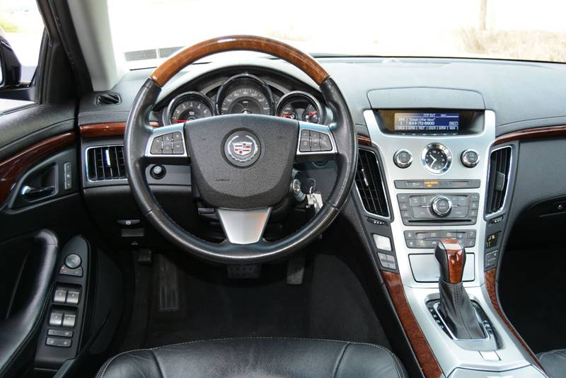 2012 Cadillac CTS AWD 3.0L Luxury 4dr Sedan - Pittsburgh PA