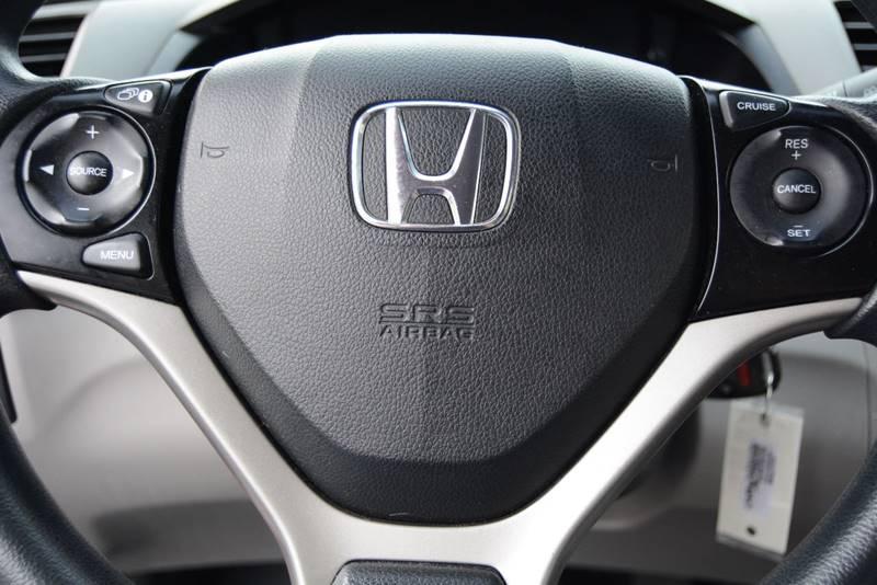 2012 Honda Civic LX 2dr Coupe 5A - Pittsburgh PA
