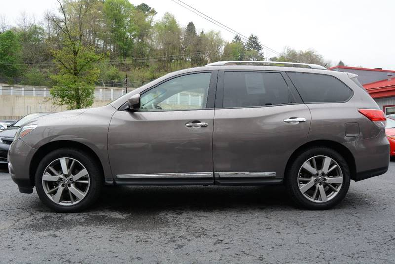 2013 Nissan Pathfinder 4x4 Platinum 4dr SUV - Pittsburgh PA
