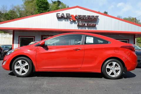 2013 Hyundai Elantra Coupe for sale in Pittsburgh, PA