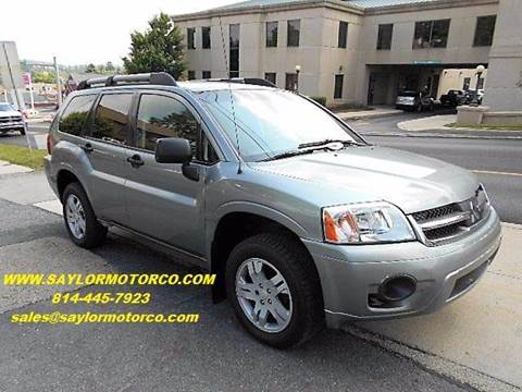 2007 Mitsubishi Endeavor for sale in Somerset, PA