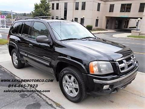 2006 Isuzu Ascender for sale in Somerset, PA