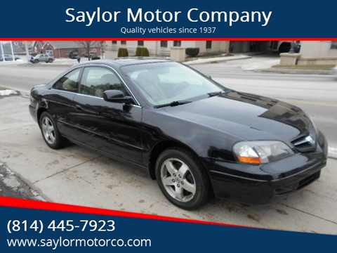 2003 Acura CL for sale in Somerset, PA