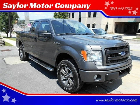 2013 Ford F-150 for sale in Somerset, PA