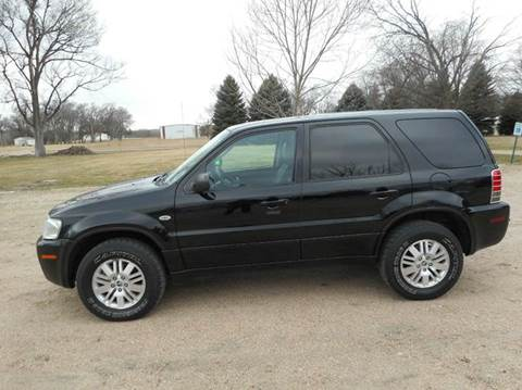 2007 Mercury Mariner for sale in North Loup, NE
