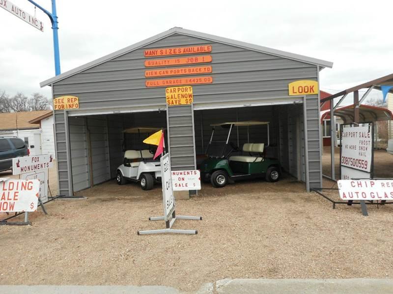 1999 Yamaha Golf Car In North Loup NE - Fox Auto Inc on