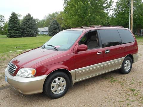 2003 Kia Sedona for sale in North Loup, NE