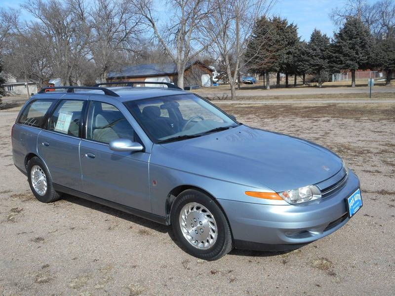 2001 Saturn L Series Lw300 4dr Wagon In North Loup Ne