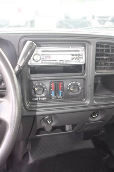 2005 Chevrolet Silverado 1500 for sale at Car Collection Inc. in Monroe NC