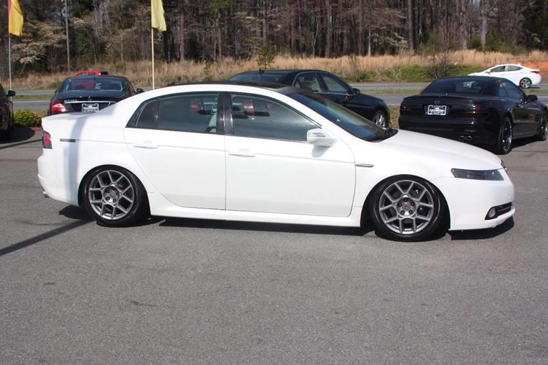 2007 Acura TL for sale at Car Collection Inc. in Monroe NC