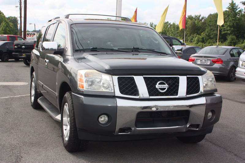 2004 Nissan Armada for sale at Car Collection Inc. in Monroe NC
