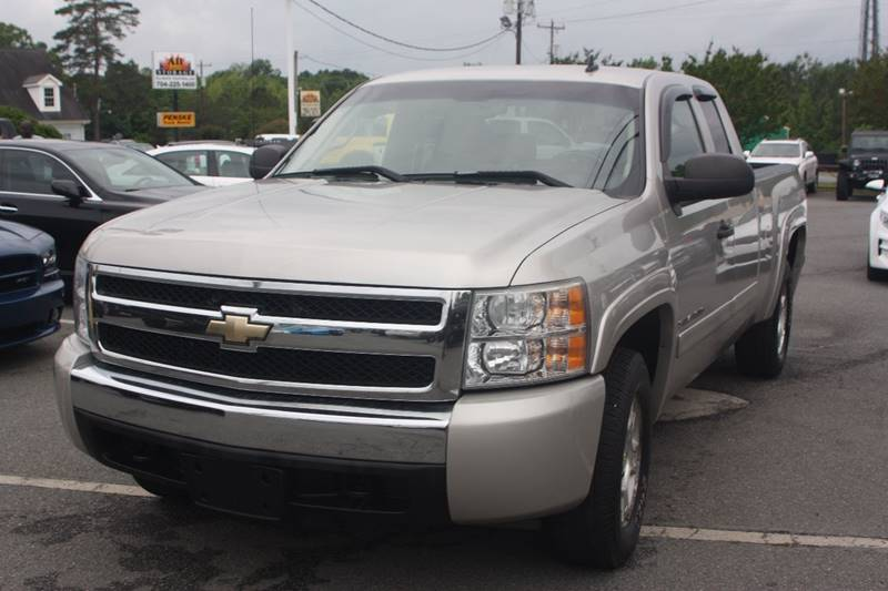 2007 Chevrolet Silverado 1500 for sale at Car Collection Inc. in Monroe NC