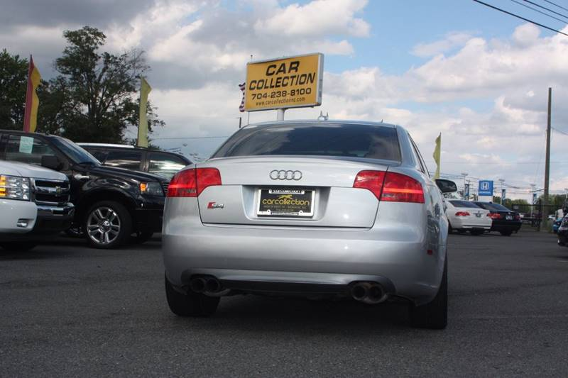 2006 Audi S4 for sale at Car Collection Inc. in Monroe NC