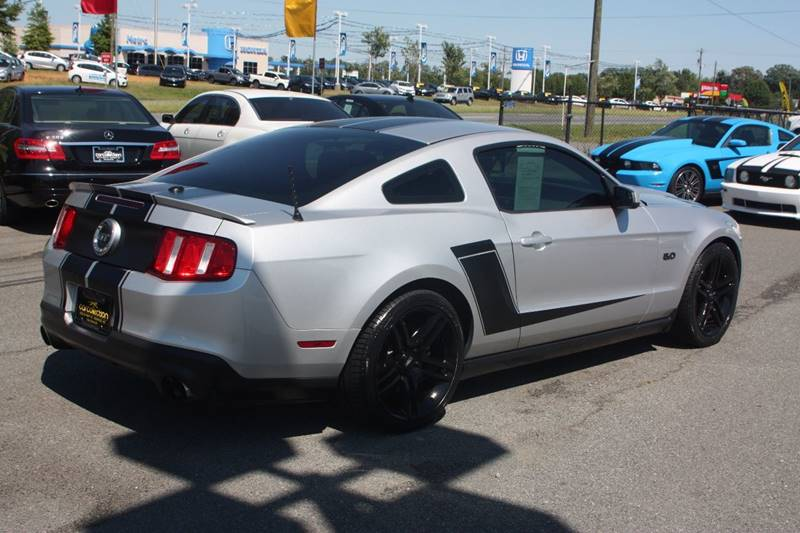 2012 Ford Mustang for sale at Car Collection Inc. in Monroe NC
