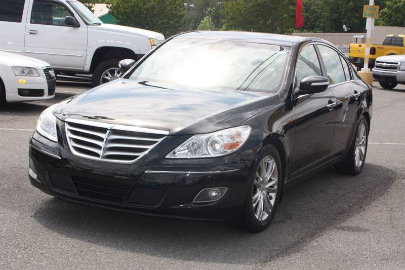 2011 Hyundai Genesis for sale at Car Collection Inc. in Monroe NC