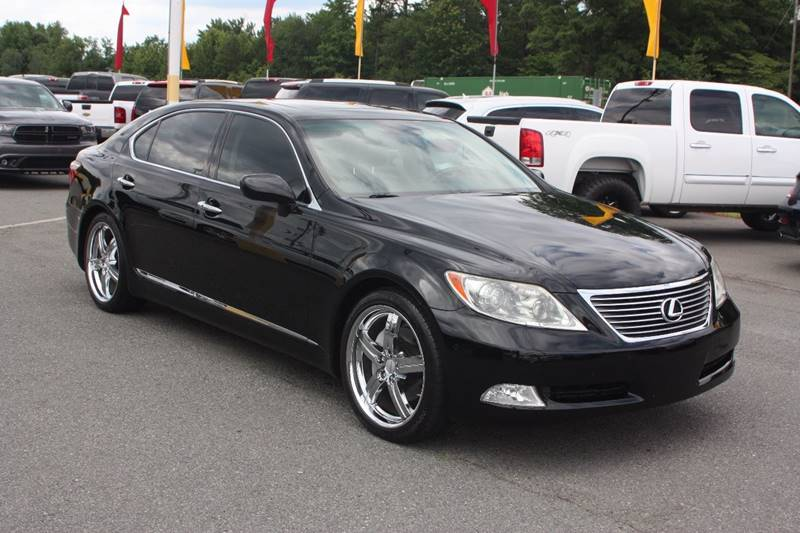 2009 Lexus LS 460 for sale at Car Collection Inc. in Monroe NC