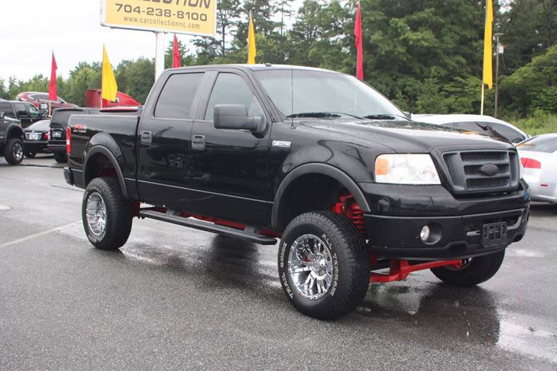 2007 Ford F-150 for sale at Car Collection Inc. in Monroe NC