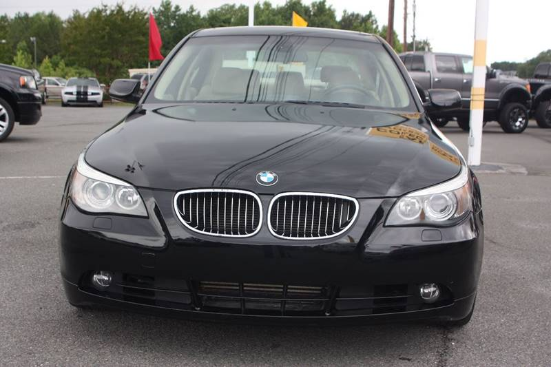 2004 BMW 5 Series for sale at Car Collection Inc. in Monroe NC