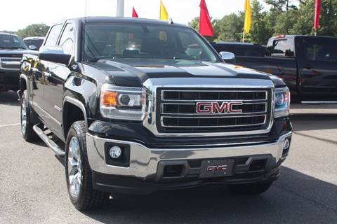 2014 GMC Sierra 1500 for sale at Car Collection Inc. in Monroe NC