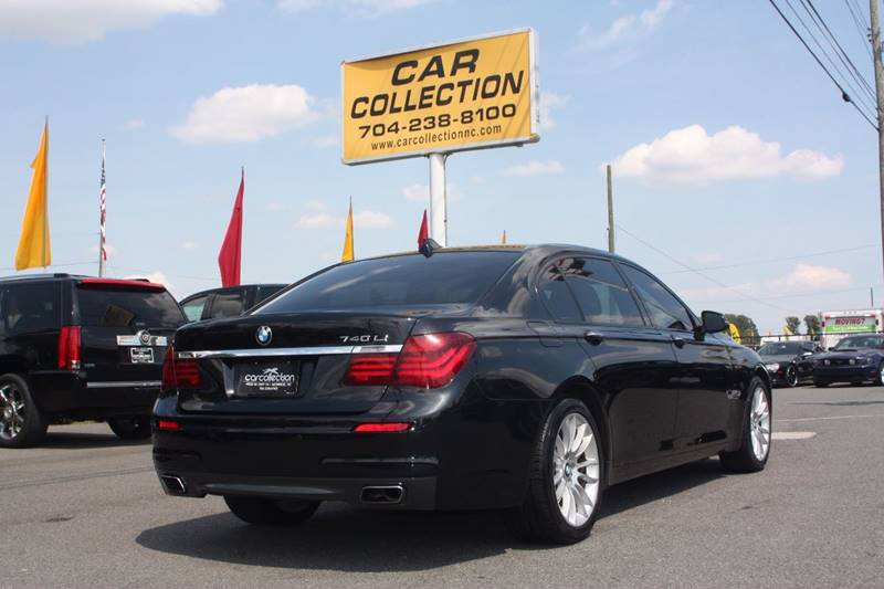 2014 BMW 7 Series for sale at Car Collection Inc. in Monroe NC