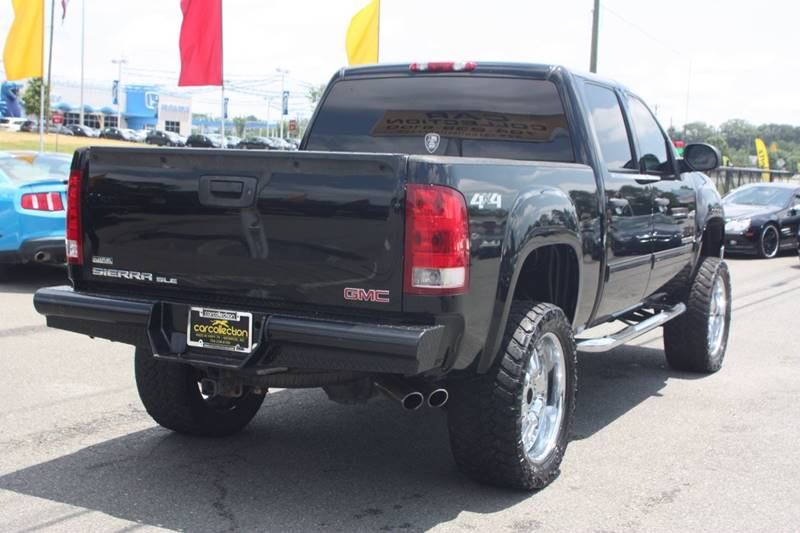2009 GMC Sierra 1500 for sale at Car Collection Inc. in Monroe NC
