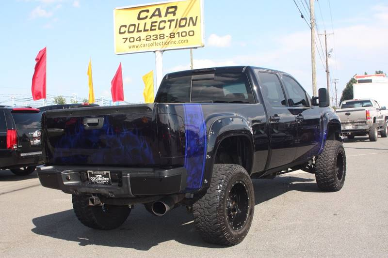 2007 GMC Sierra 2500HD for sale at Car Collection Inc. in Monroe NC