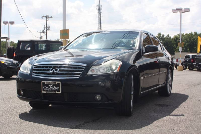 2007 Infiniti M35 for sale at Car Collection Inc. in Monroe NC